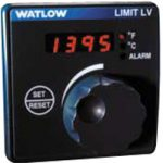 LVC Watlow limit control