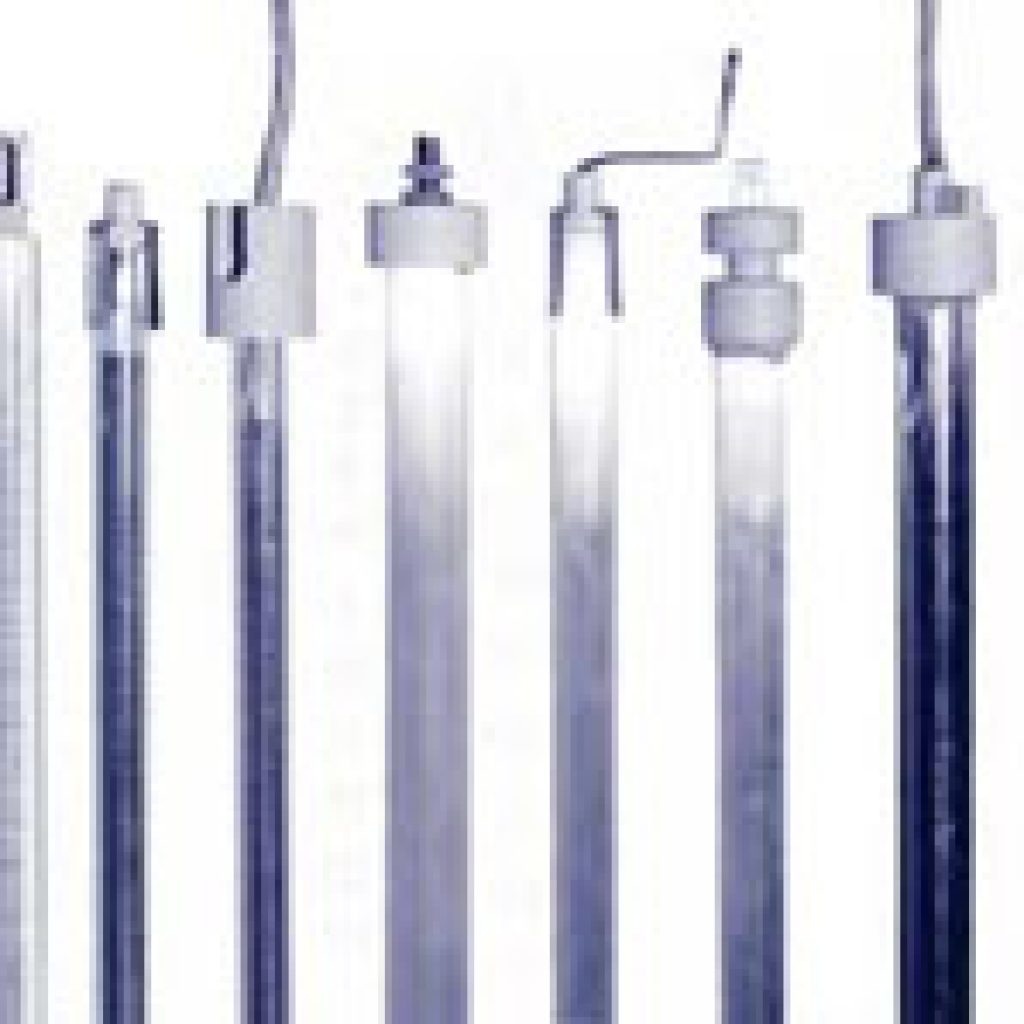 Quartz Tube Heater Fast Radiant Phoenix Thermal Supply