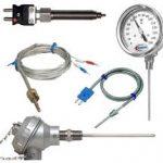 Temperature Sensors T/C, RTD, PT100