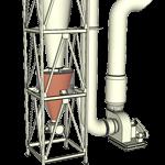Funnel Heater