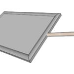 Mica Strip Heater SL3 Leads