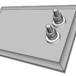 Mica Strip Heater SN1