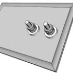 Mica Strip Heater SN2 Terminals